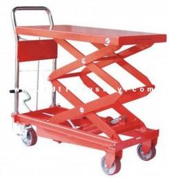 Xe nâng mặt bàn 350 kg