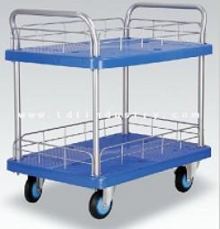 Xe đẩy bàn 2 tầng 150 kg