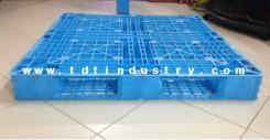 Pallet nhựa qua sử dụng 1150x985x125mm