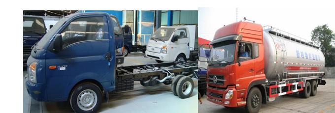 Xe tải, xe chuyên dụng